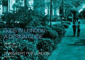 SuDS In London: A Design Guide
