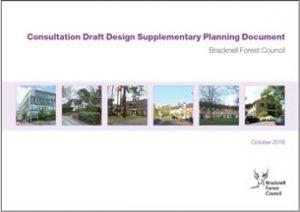 Bracknell Forest Design SPD