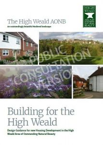 Building for the High Weald – A Design Guide for new housing development in the AONB